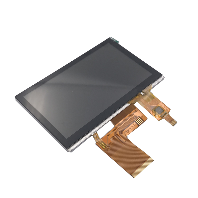 high brightness tft lcd display module with capacitive touch panel 3.5 inch 320*480 dots