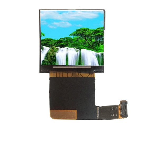 lcd monitor module with 240*240 dots 1.22 inch touch screen lcd display